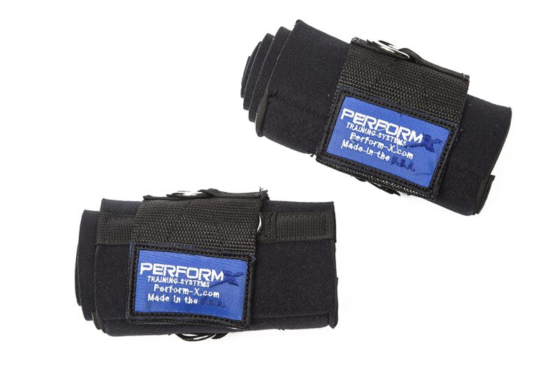 Perform-X Speed-X 3D Thigh Wraps